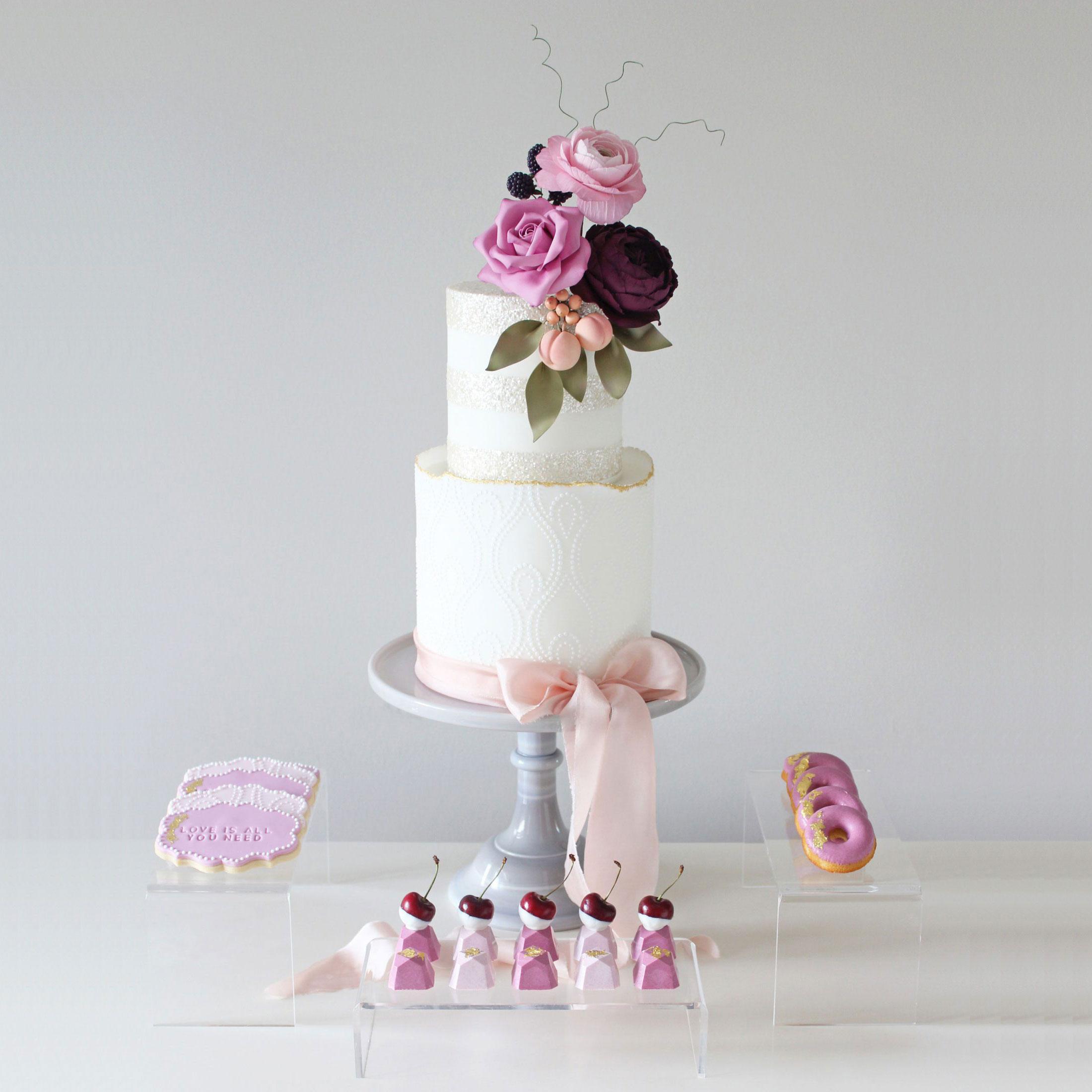 Dessert Table Masterclass – The Designer Cake Company