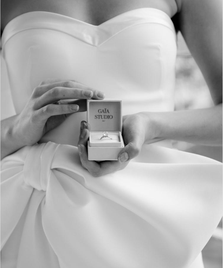 Gaia No.1 Studio Bespoke Engagement Rings