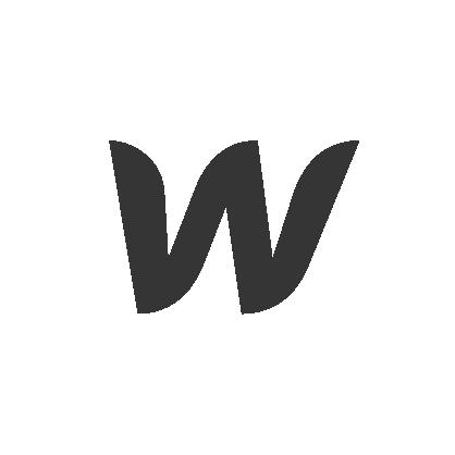 Webflow Logo Design