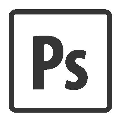Adobe Photoshop Icon Design