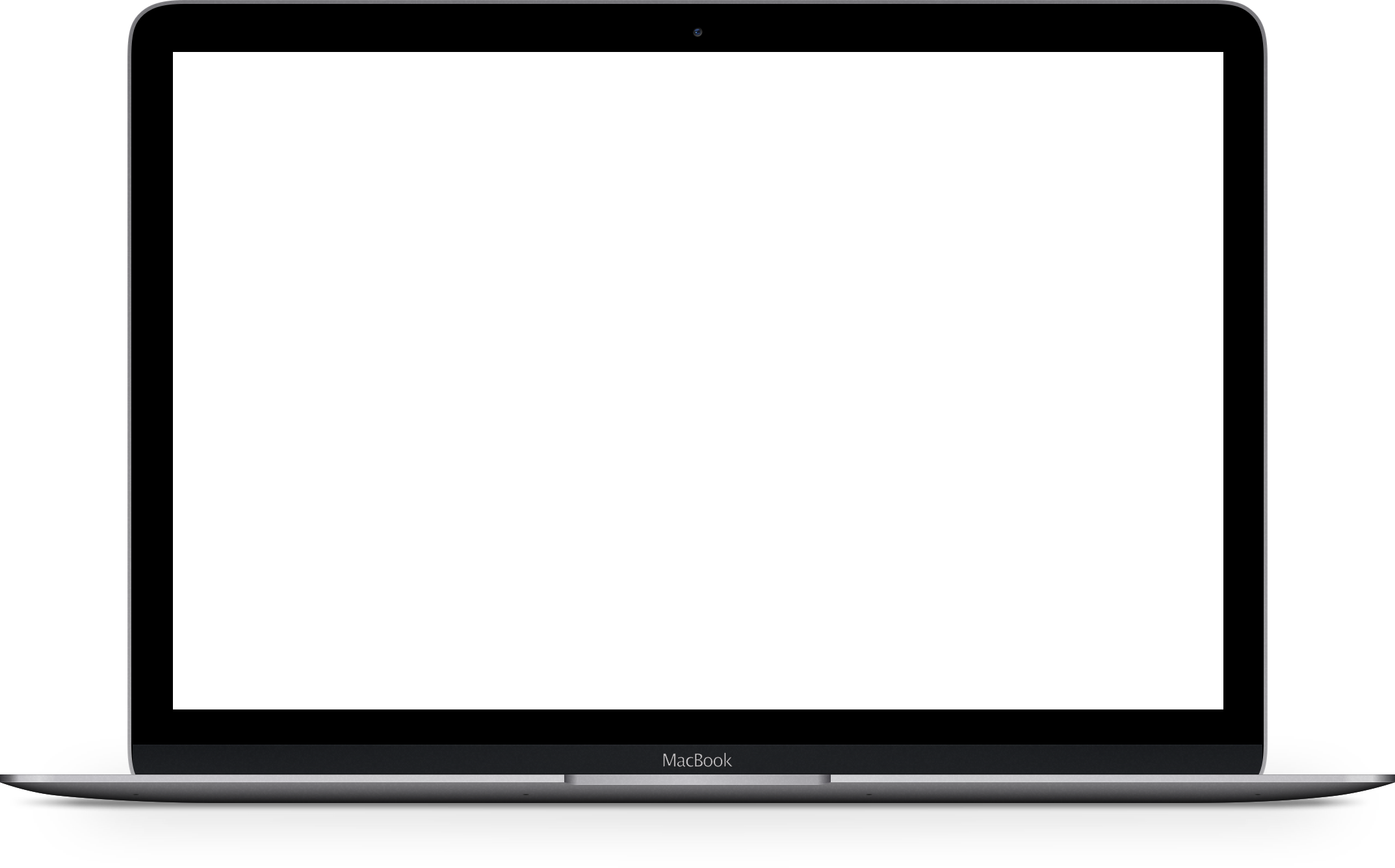 Image of a macbook pro you can scroll to preview the website designs