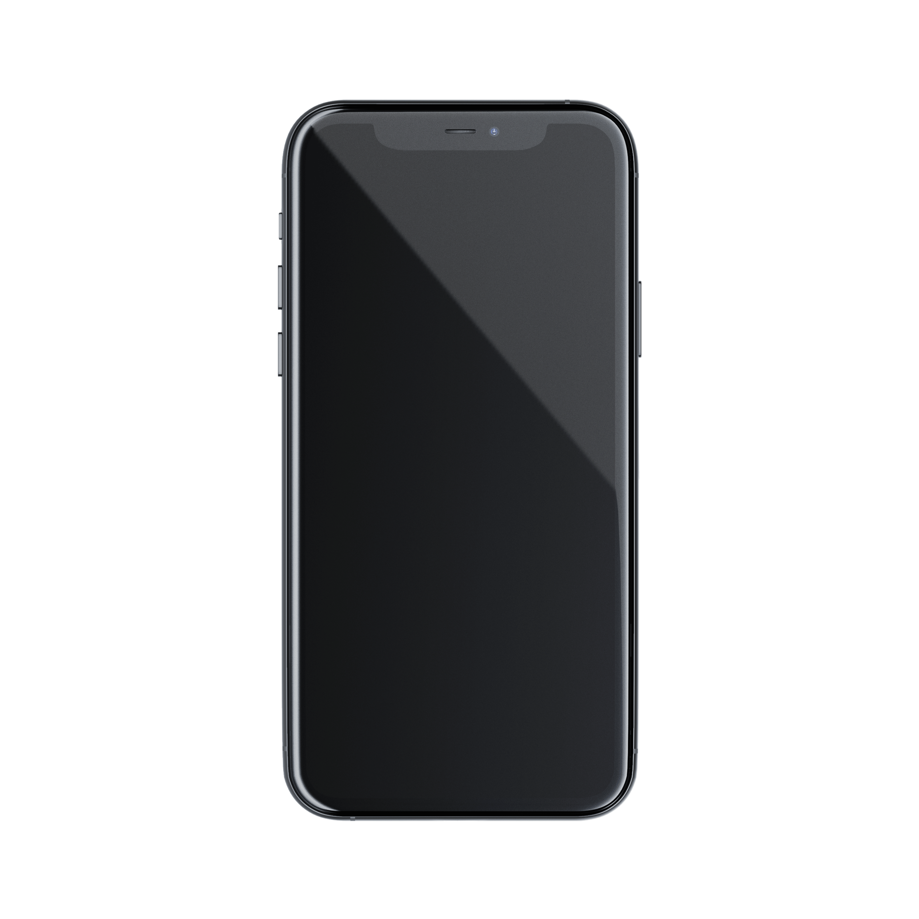 Image of an iphone you can scroll to preview the website designs