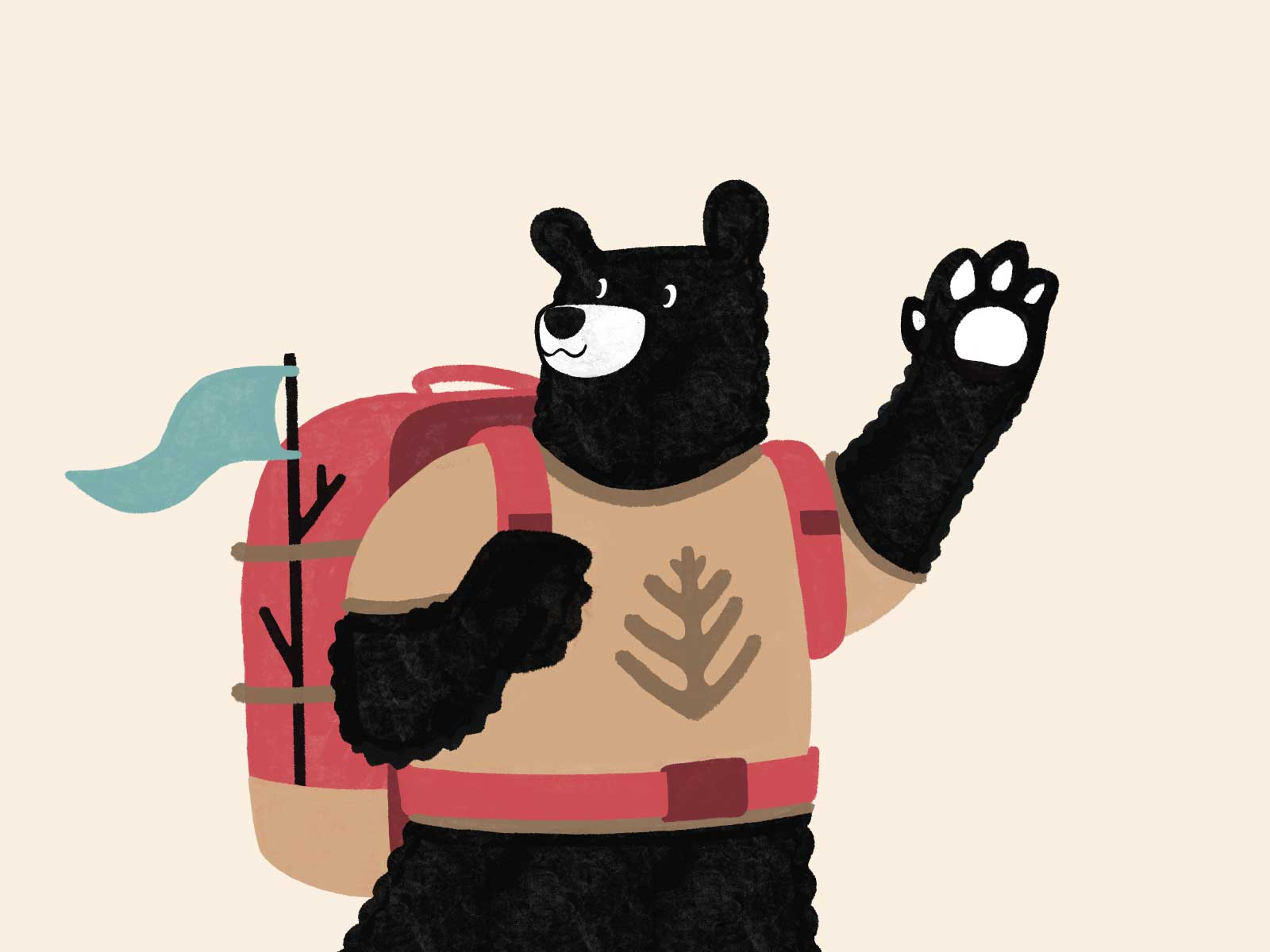 Illustration for Merchandise Design Designed by Lucas Bell Graphic Designer in Victoria BC Canada