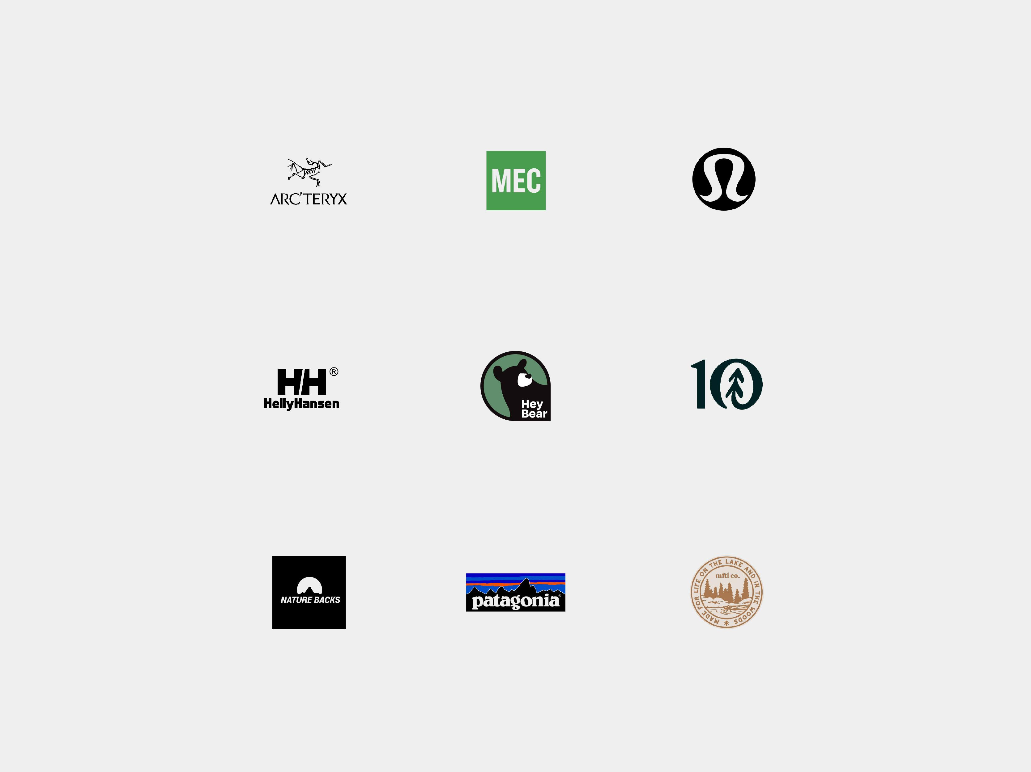 competitors logo design for hey bear logo design project