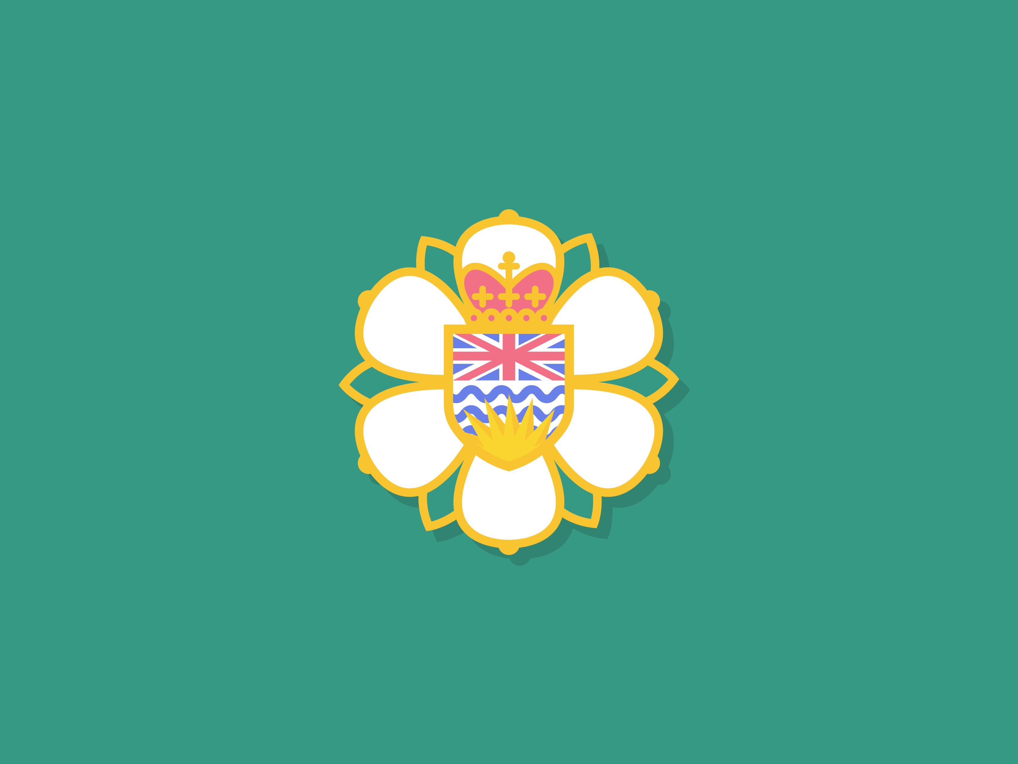 order of british columbia for joyful literacy brand identity design