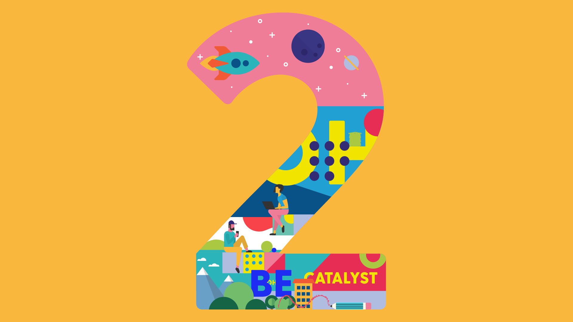 Creative Education Brand Illustration