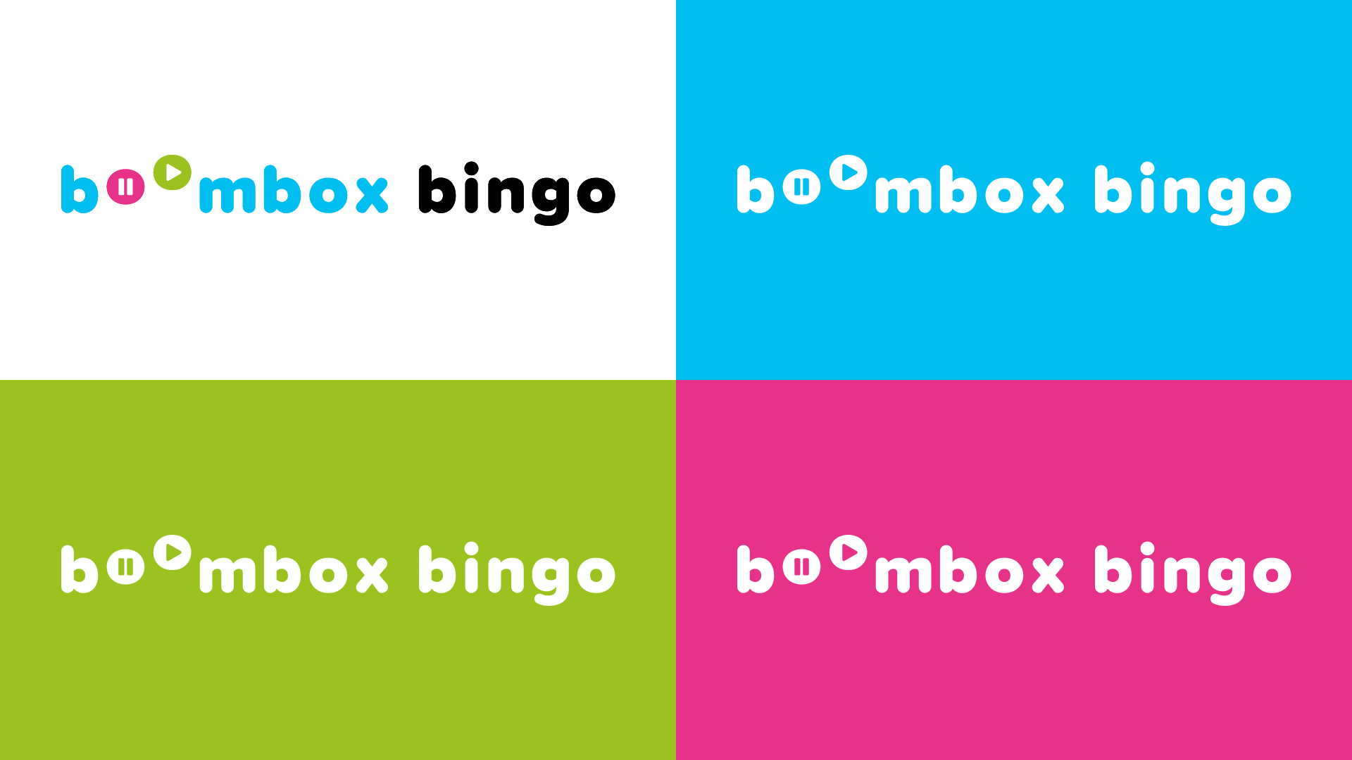 Music Bingo Brand Logo