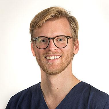 Fredrik, tandläkare