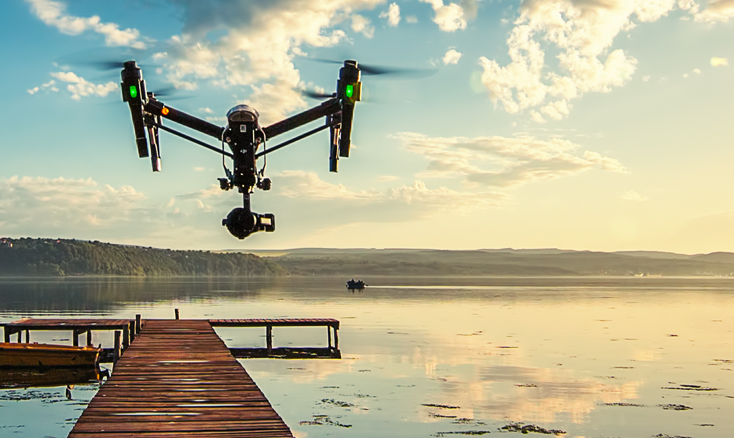 photoflight drone shot