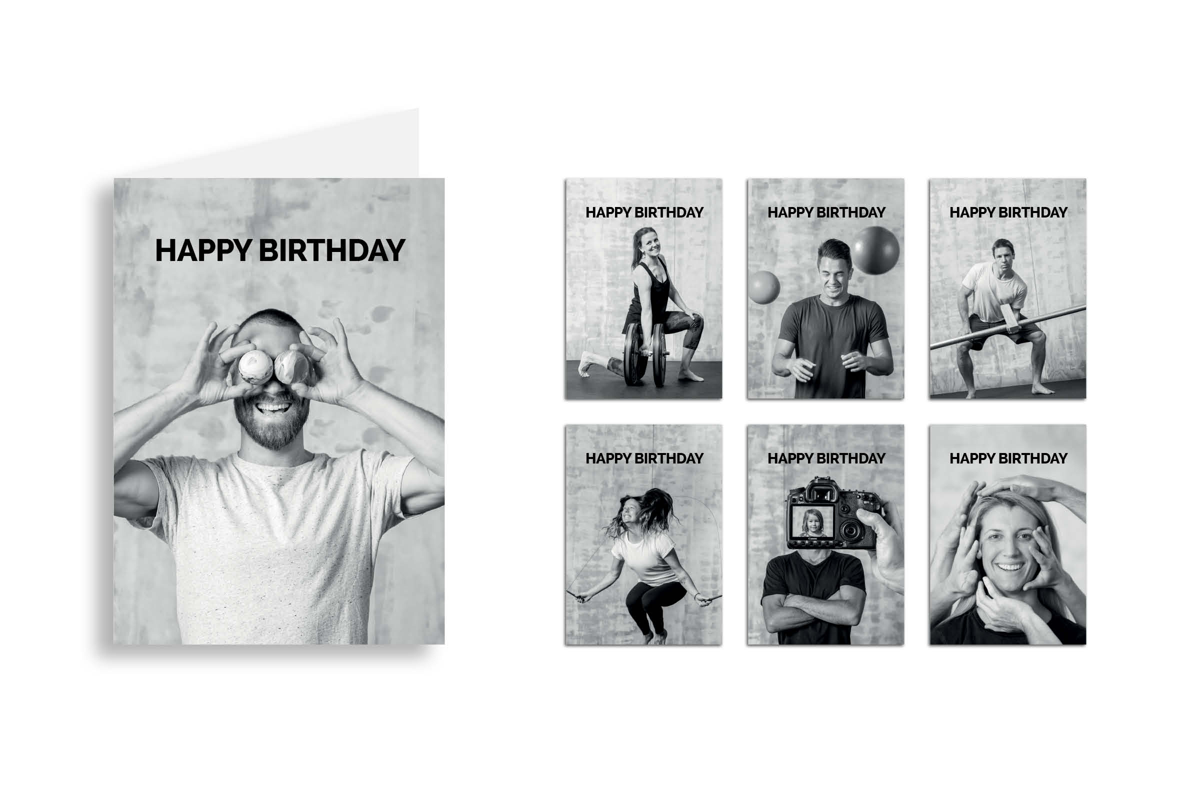 birthday cards for infuse health