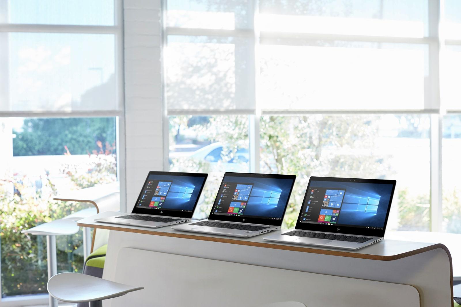 HP EliteBook familie G6 - 830, 850, 860