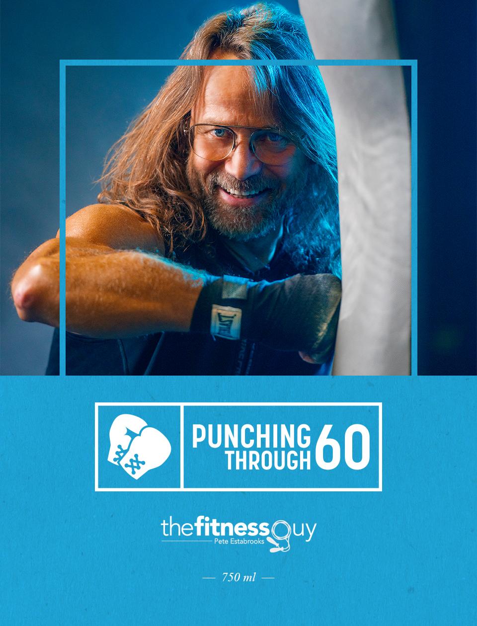 """""""Punching through 60"""", Celebrating 60"""