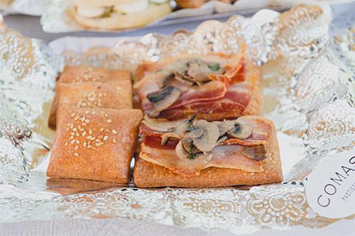 pastisseria Comas catering