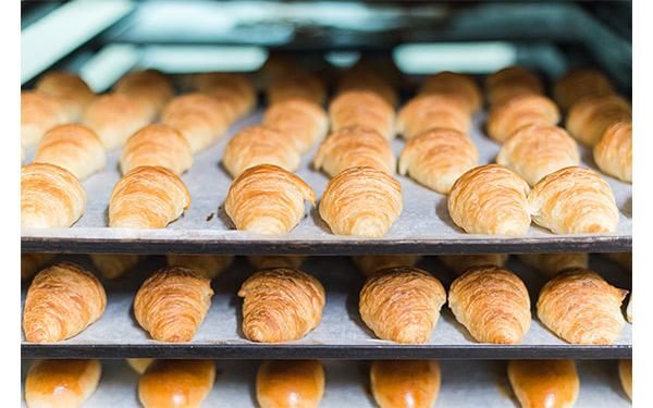 Croissant normal pequeño