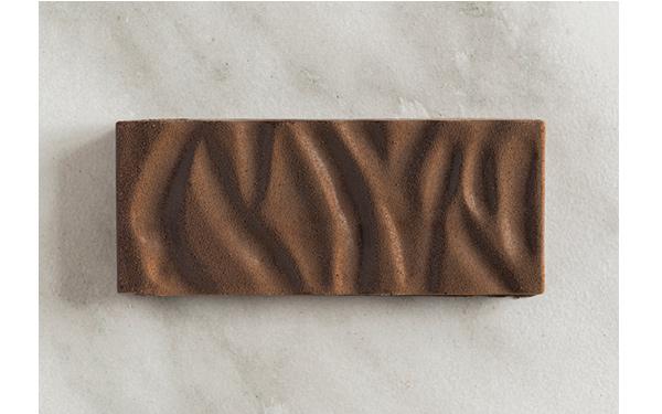 Trufado de chocolate negro Guanaja 70% Cacao de Valrhona. Sin Azúcar. Barra grande.