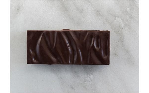 Turrón de Chocolate negro SIN AZÚCAR. Barra Grande.