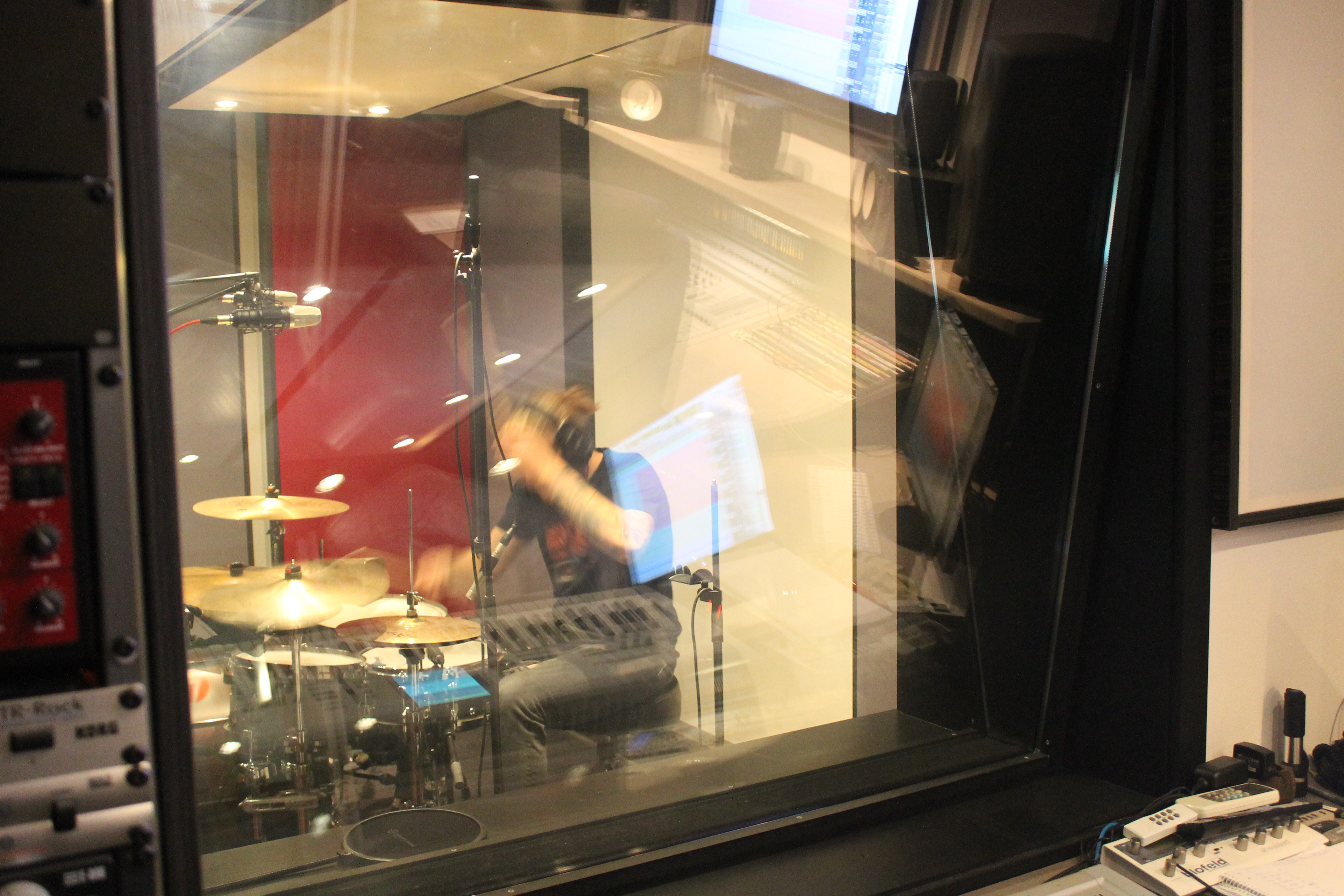 Soundhouse7 Drumrecording