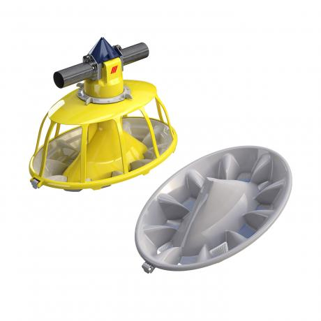 Climatec Equipment Services - Boozzter™feeder pan  Image