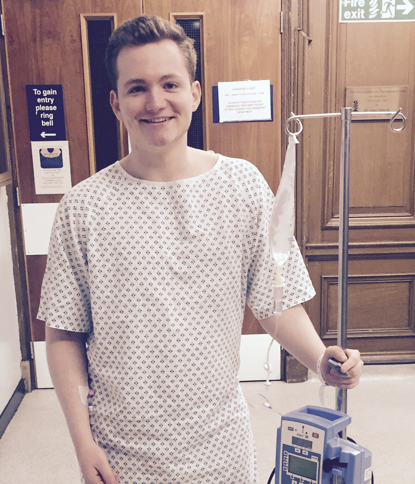 Cameron Graham Hospital Storii