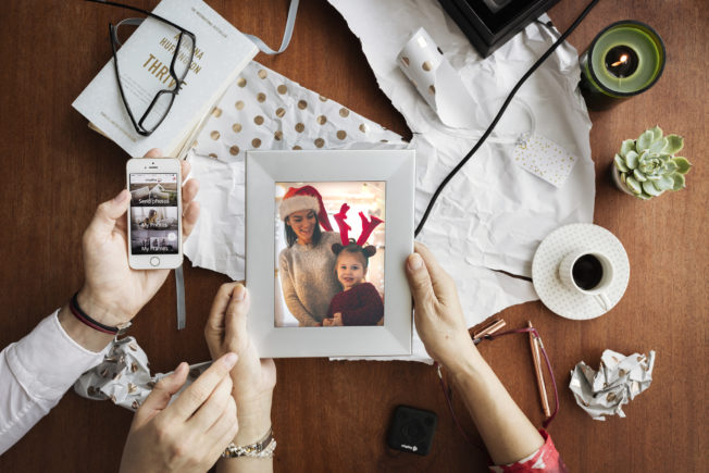 Nixplay Photo Frame and Nixplay App