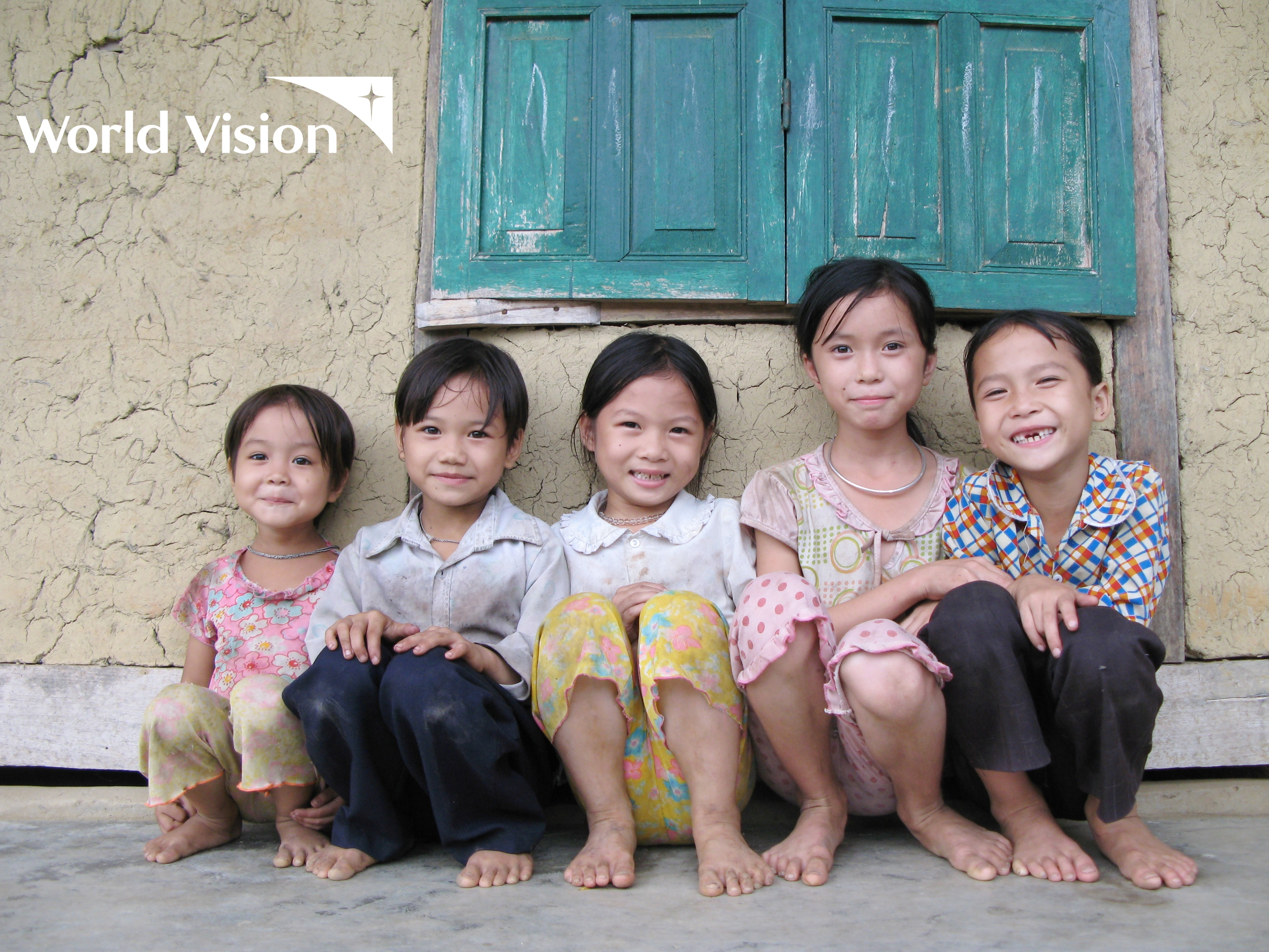 Sponsor a child through World Vision