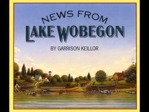 News From Lake Wobegon Logo