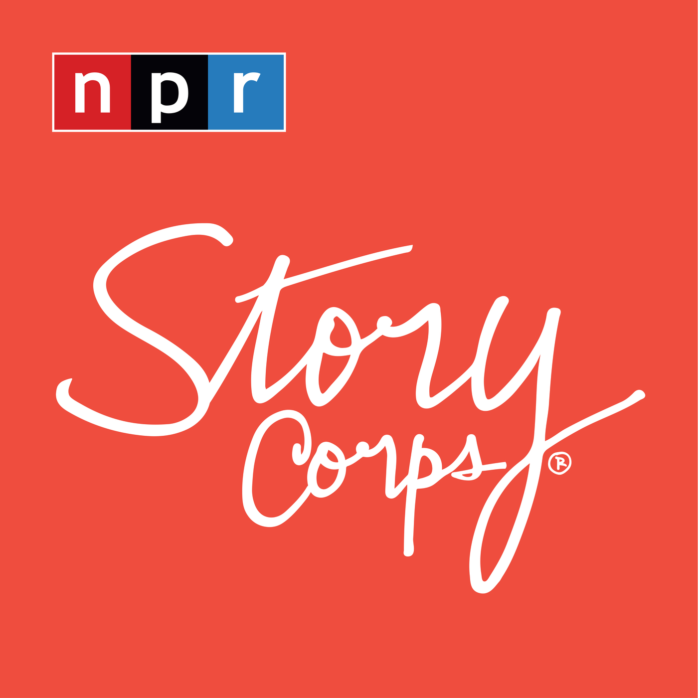 Story Corps Podcast Logo