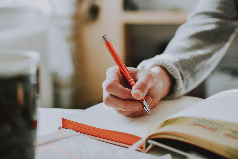 5 Health Benefits of Journaling