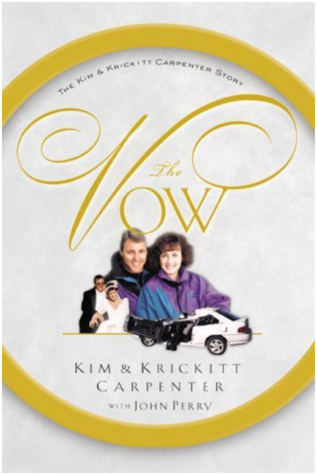 The Vow Book Cover