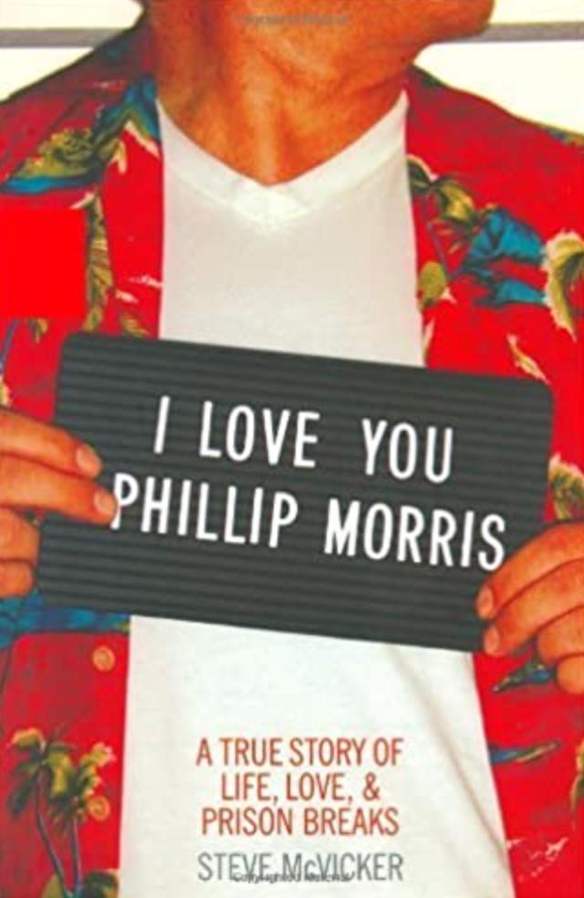 I Love You, Phillip Morris Book Cover