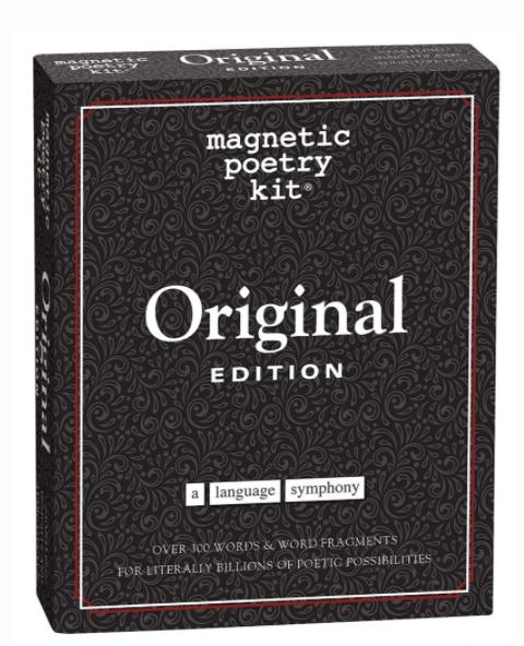 Magnetic Poetry Kit