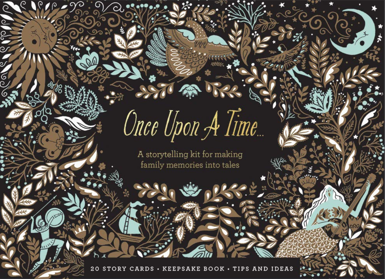 Once Upon A Time Storytelling Kit Box Cover