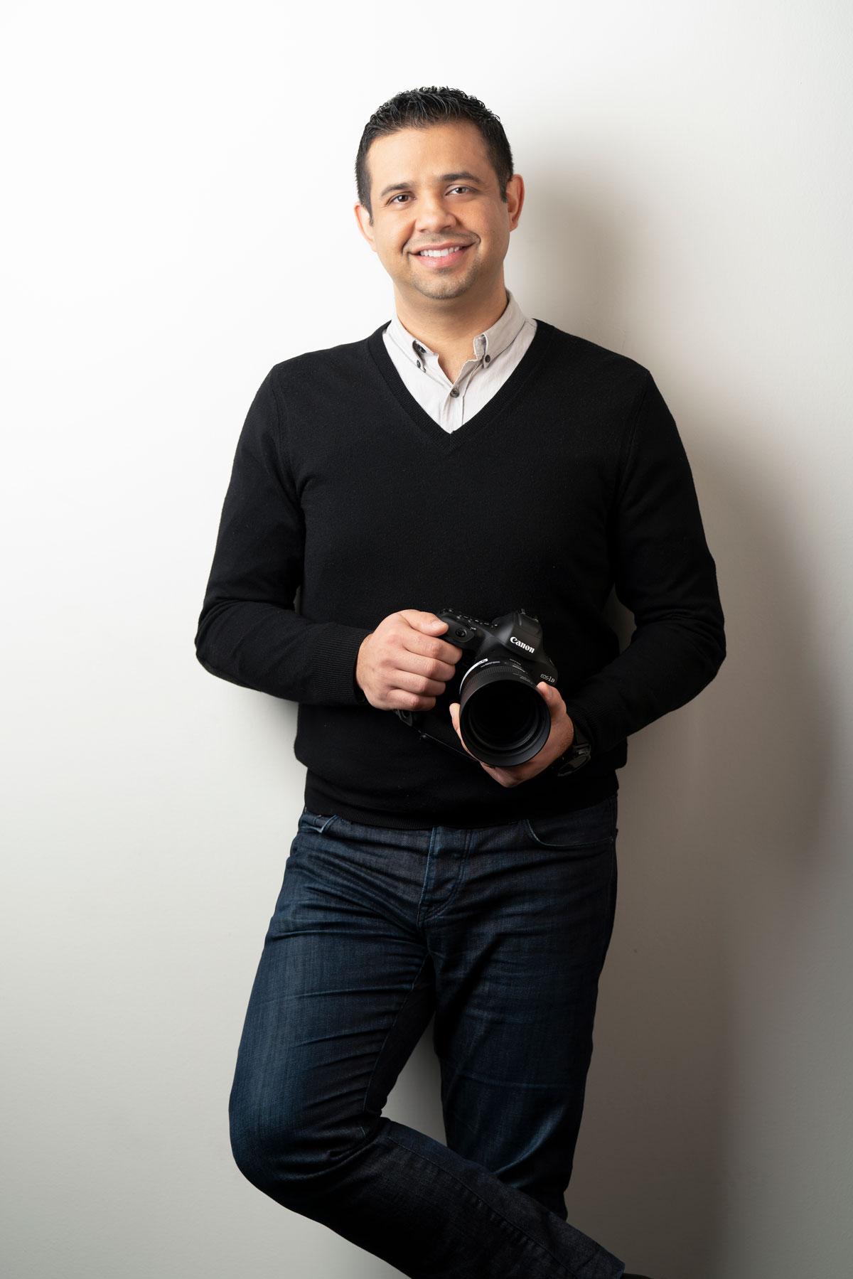 Arvin Eskandarnia Wedding photographer in Washington DC area