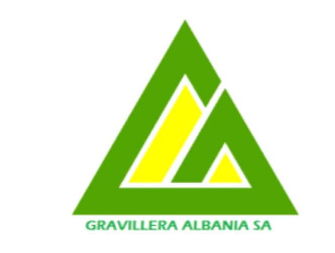 Gravillera Albania SA Logo