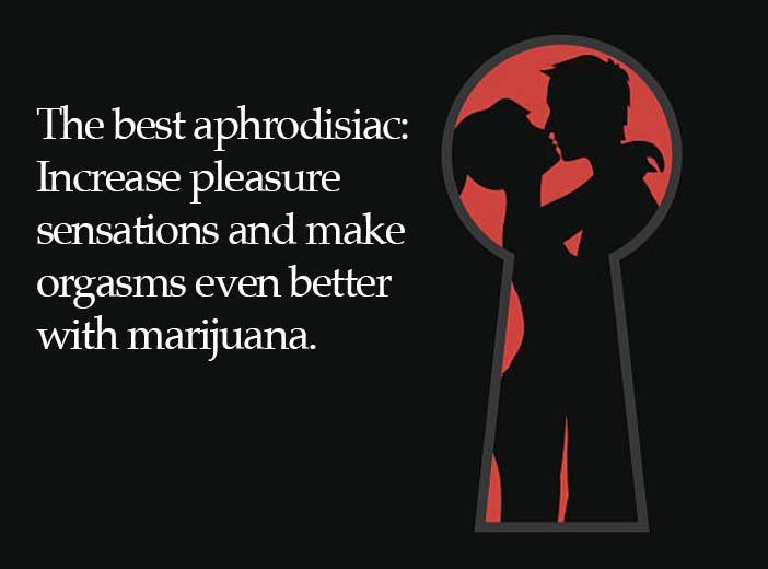 Cannabis for sex