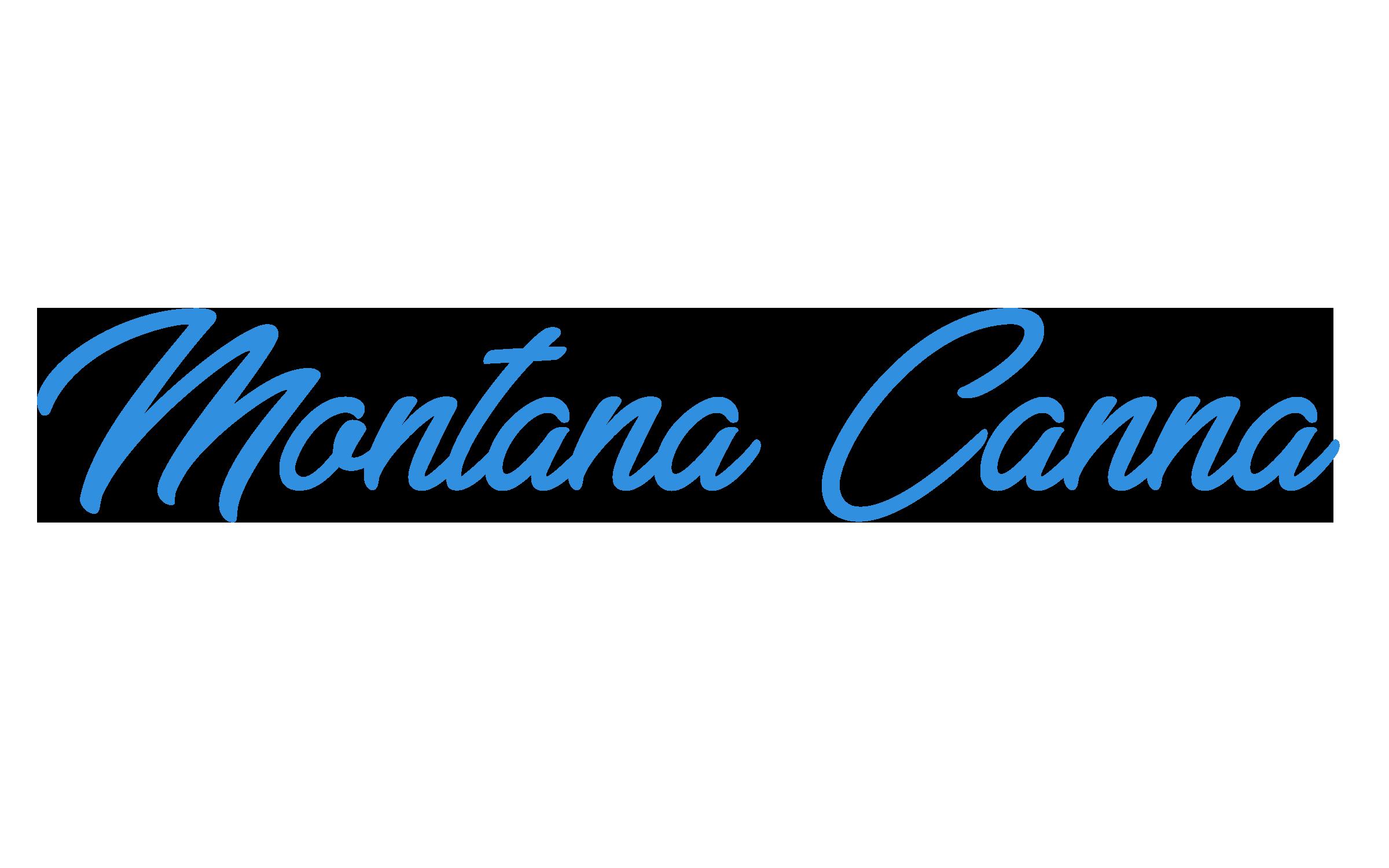 Montana Canna blue logo