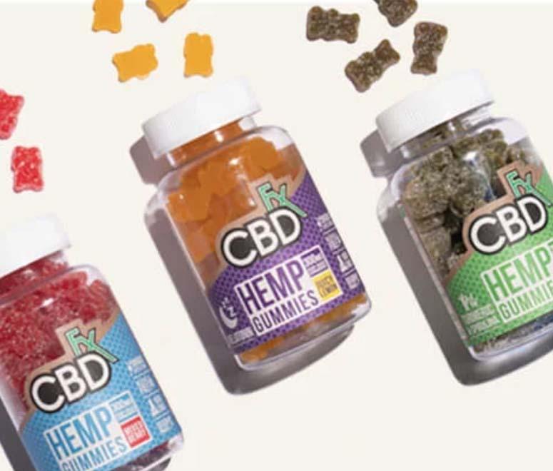 CBD products near Kalispell, MT