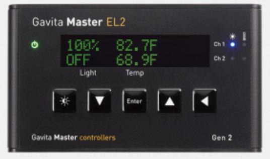 Gavita Master Controller EL2 / EL2F