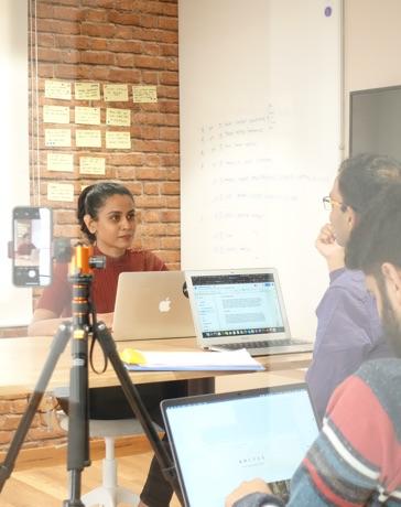Design Sprint UserTesting Session