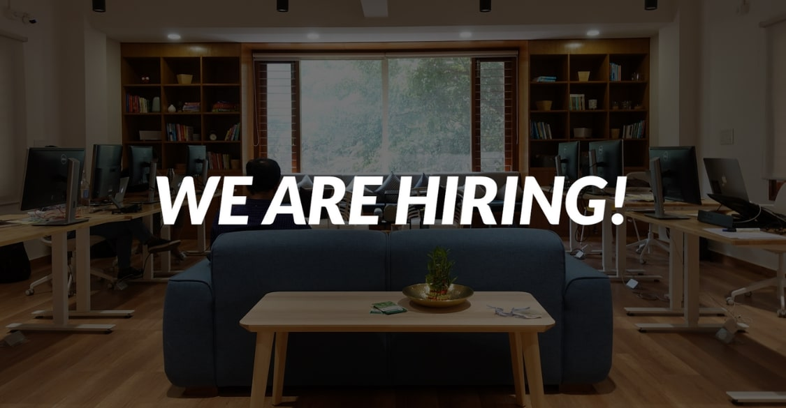 We are hiring at Parallel Studios
