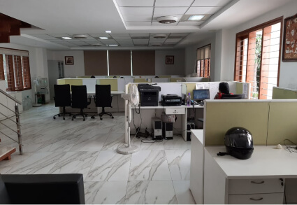 Parallel old office