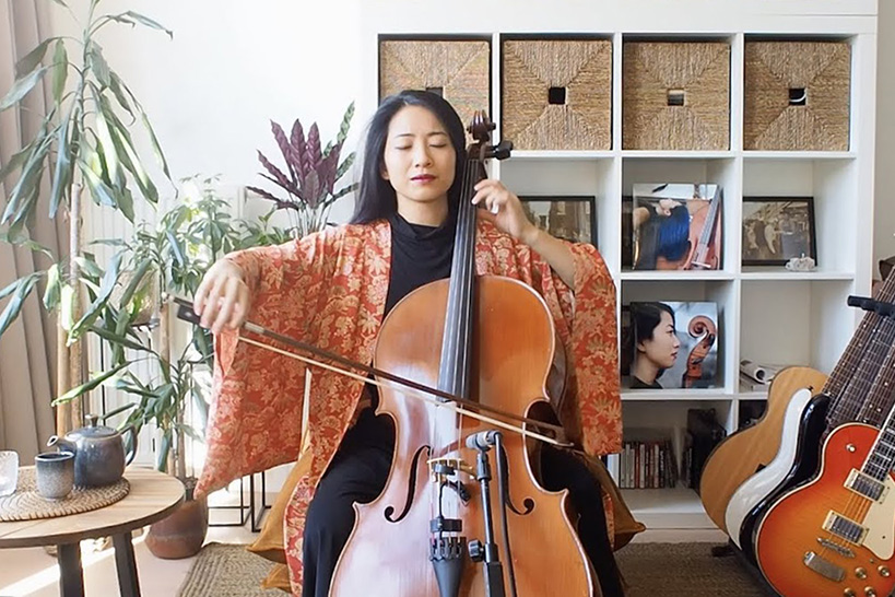 The Wong Janice, Cellist & Meditation Guide