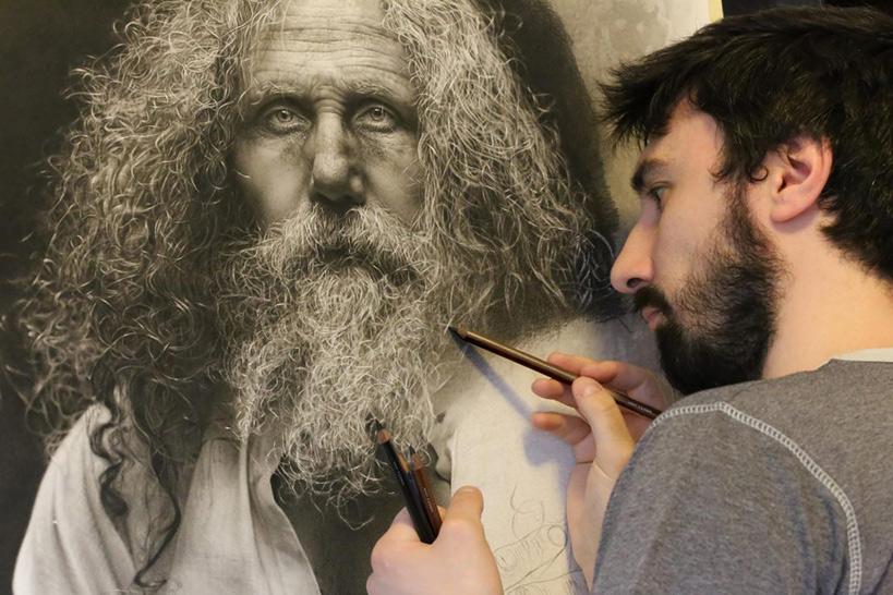Emanuel Dascanio, Artist