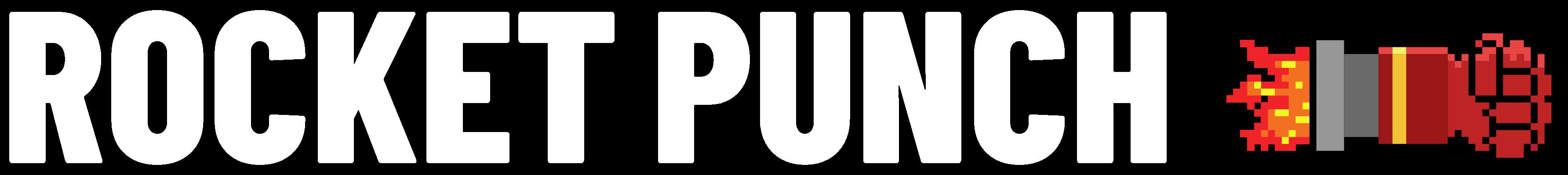 Rocket Punch Site Logo