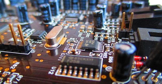 HeatTank controller panel, processor