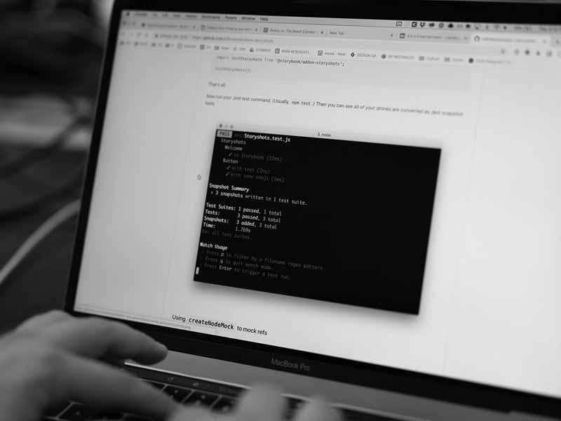 MGM Digital Ventures Image of Developer Code