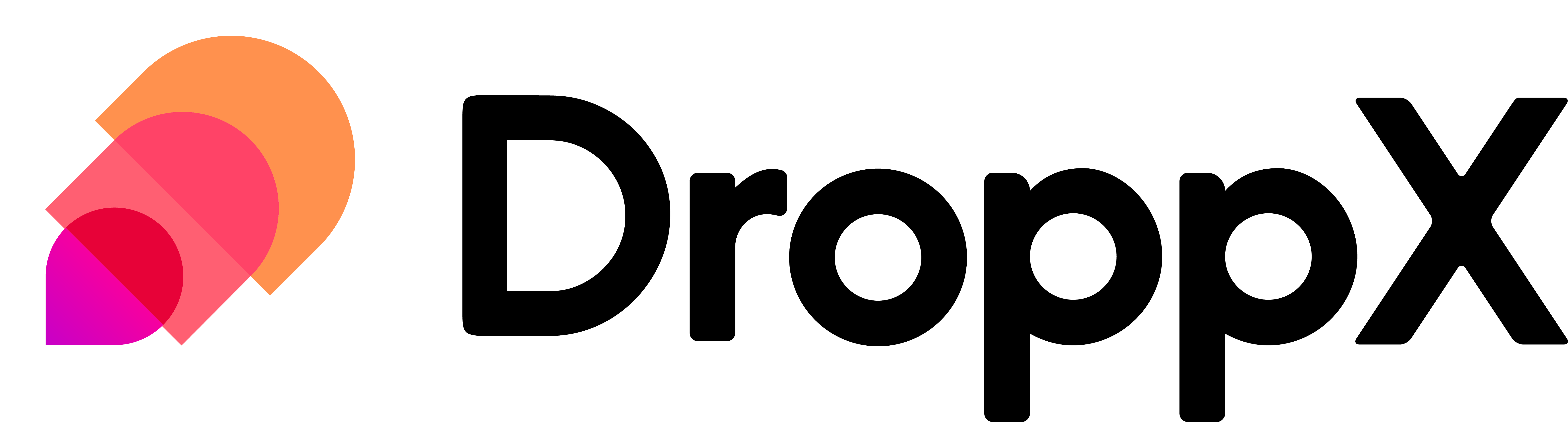 Black logo with transparent backgroung