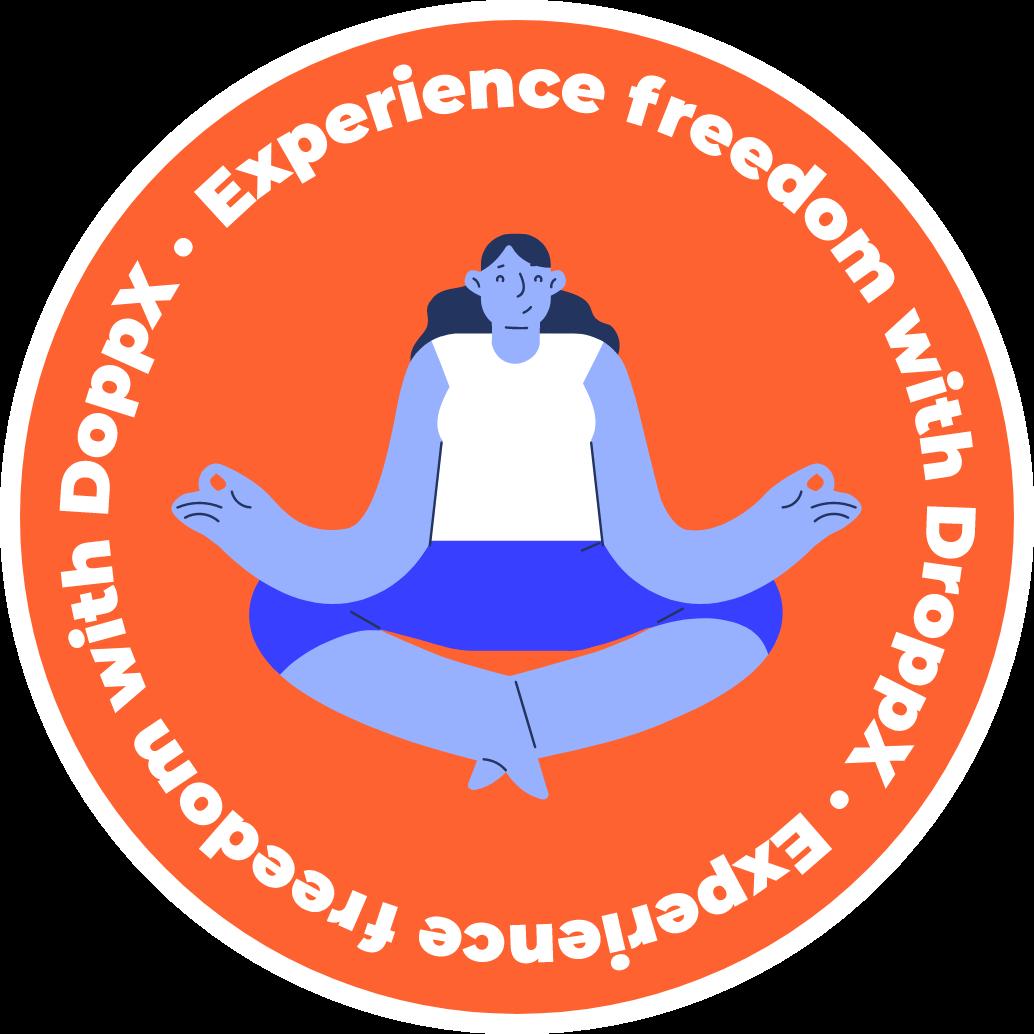 Enjoy freedom with DroppX V1