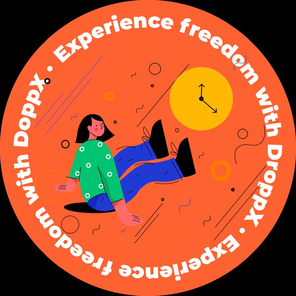 Enjoy freedom with DroppX V2