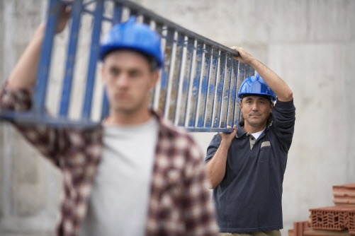 Maximize Your Online Marketing: Construction SEO Tips - A ladder to success